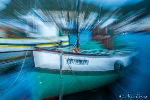 Kalk Bay Harbour Boat Sunrise | Outdoor Photography|  © Arne Purves