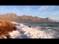 Koeelbaai Waves and Landscape
